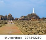 Road To La Corbiere Lighthouse...