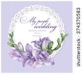 Frame For Wedding Invitation...