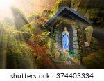 Our Lady Of Lourdes  Virgin...