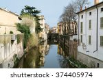 Small photo of Ancient part in the center of Mantua
