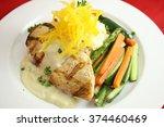 Champagne Chicken Dinner