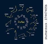 Zodiac  Horoscope Constellation ...