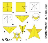 step by step instructions how... | Shutterstock .eps vector #374501650