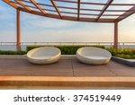Relax Corner On Condominium...