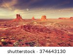 Monument Valley After Purple...