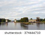 moscow   september 11  2015 ... | Shutterstock . vector #374666710