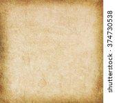 old paper texture | Shutterstock . vector #374730538