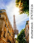 View Of The Eiffel Tower From...