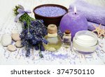 Lavender  Sea Salt And Candle...