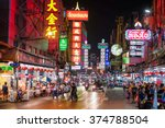 Chinatown  Bangkok  Thailand  ...