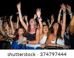 benicassim  spain   jul 19 ... | Shutterstock . vector #374797444