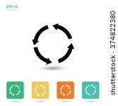 vector illustration of...   Shutterstock .eps vector #374822380