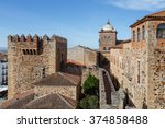 Caceres  Spain   May 01  2014 ...
