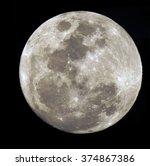 Full moon on 23 january.