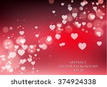 abstract vector background with ... | Shutterstock .eps vector #374924338