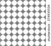 modern stylish texture.... | Shutterstock .eps vector #374935534