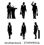 vector illustration of a six... | Shutterstock .eps vector #374949016