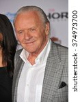 "Small photo of LOS ANGELES, CA - NOVEMBER 4, 2013: Sir Anthony Hopkins at the US premiere of his movie ""Thor: The Dark World"" at the El Capitan Theatre, Hollywood. Picture: Paul Smith / Featureflash"