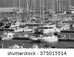 italy  sicily  mediterranean... | Shutterstock . vector #375015514