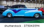 maastricht  netherlands  ...   Shutterstock . vector #375043594