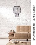 Modern Sofa Living Room With...