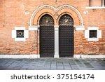 Double Access Doors In The...