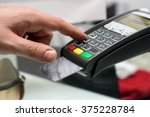 credit or debit card password... | Shutterstock . vector #375228784