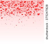 happy valentines day background ... | Shutterstock .eps vector #375247828