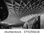 King's Cross London Railway...