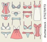 Big Collection Of Women\'s Bras...