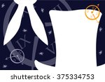 alice in wonderland. background | Shutterstock .eps vector #375334753