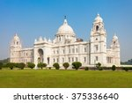 The Victoria Memorial Is A...