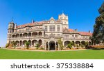 the indian institute of... | Shutterstock . vector #375338884