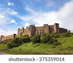 English Bamburgh Castle  ...