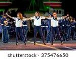 moscow   september 10  2015 ... | Shutterstock . vector #375476650