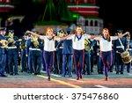moscow   september 10  2015 ... | Shutterstock . vector #375476860