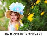 Pretty Little Girl Wearing...