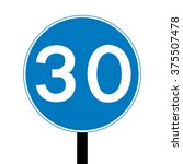 united kingdom minimum speed... | Shutterstock .eps vector #375507478