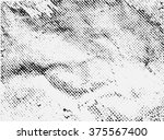 grunge overlay texture.vector... | Shutterstock .eps vector #375567400