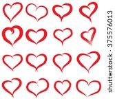 vector concept conceptual... | Shutterstock .eps vector #375576013