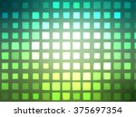 image of defocused stadium... | Shutterstock . vector #375697354