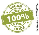 vegan or vegetarian healthy... | Shutterstock . vector #375749734