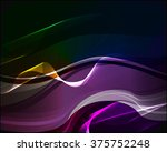 abstract light line | Shutterstock .eps vector #375752248
