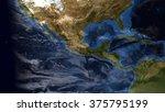 Mexico Area Map Composite ...