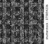 abstract grunge polka dot... | Shutterstock .eps vector #375854236