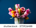 Beautiful Bouquet Of Freshly...
