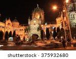 Rush Hour In Mumbai