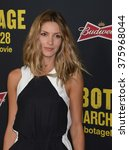 "Small photo of LOS ANGELES, CA - MARCH 19, 2014: Dawn Olivieri at the premiere of ""Sabotage"" at Regal Cinemas L.A. Live."