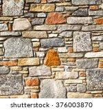 Brick In  Legnano  Street...