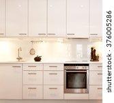 detail of front of fancy... | Shutterstock . vector #376005286